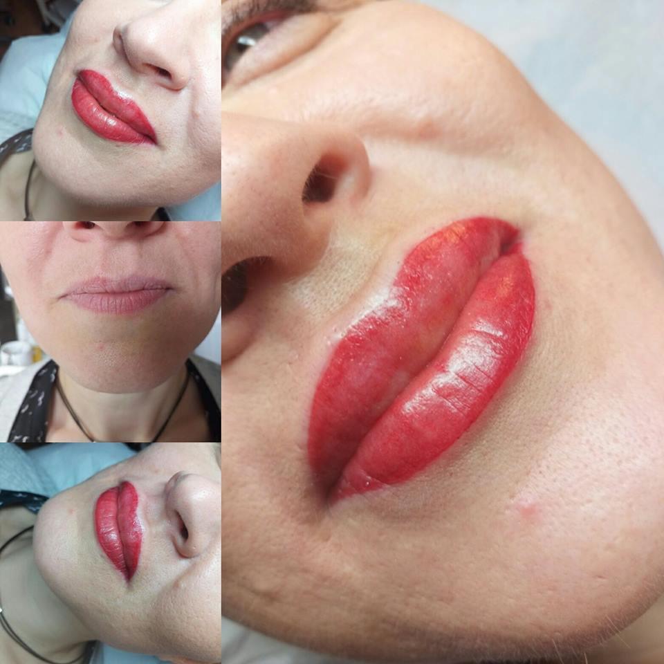 3d lipc permanent makeup
